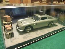 JAMES BOND CARS COLLECTION 025 ASTON MARTIN DB5 (ejected) GOLDFINGER