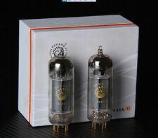 2 x New Gold Psvane EL84-T 6BQ5 Mark II Vacuum Tube For Tube Amp,Matched Pair