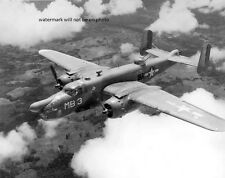 "North American PBJ-1D Mitchell Bomber 8""x 10"" World War II Photo Picture #72"