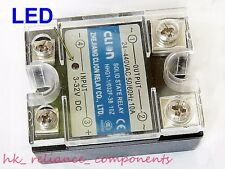 AC 25A Solid State Relay IN 5-32VDC / OUT 440VAC Clion SSR w Input Indicator LED