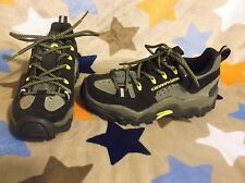 Cannondale Cycling shoes Mens Boys size 6 Black Yellow Gray NR