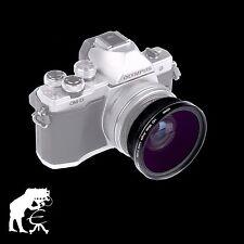 Dörr HD Weitwinkel-Konverter Ø37mm WW-Vorsatz für Panasonic14-42mm G X Vario PZ