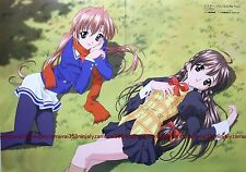 Sister Princess / Kiddy Grade poster promo anime girl official