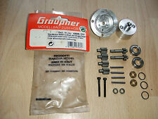 4886/102 Graupner Garbo Roadfighter Tuning Differential mit Kugellager  NEU