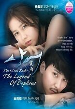 The Legend of Orphus / Don't Look Back Korean Tv Drama 5 Dvd Eng Sub All Region