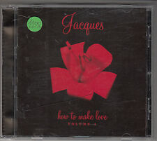 JACQUES - how to make love volume 1 CD