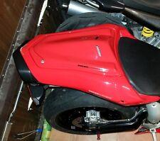 Coprisella per DUCATI 999/749 in vtr/ Seat cover DUCATI 999/749 fiberglass