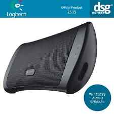 GENUINE LOGITECH Z515 WIRELESS AUDIO SPEAKER iPAD  iPHONE BLACK