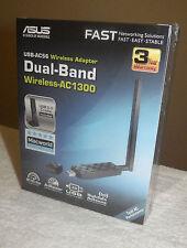 ASUS USB-AC56 1300 Mbps Adaptador Inalámbrico WIFI USB 3.0 AC56 Doble Banda Nuevo Sellado