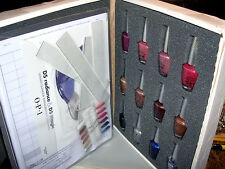 OPI DS 2010 Designer Series 12 PIECE SALON SET~Nail Polish Refill KIT~New in Box