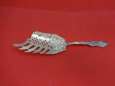 """OLD ENGLISH BY TOWLE STERLING SILVER MACARONI SERVER GOLDWASHED 9 3/4"""""""