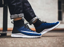 NIKE FREE FLYKNIT MERCURIAL FC Running Trainers Hi Top - UK 11 (EUR 46) RRP £165