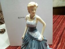 Royal Doulton pretty ladies ANGELA HN 5603 NIB
