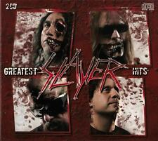 SLAYER Greatest Hits Best CD 2-disc Set in Box Sealed Z