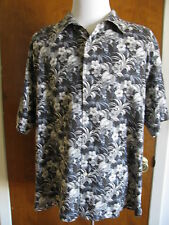 New w/tags Tommy Bahama men's 100% silk colored shirt size xlarge
