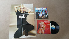 "Blondie LP/ 12"" Sunday Girl, Best Of  with Poster"