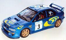 TROFEU 1129 SUBARU IMPREZA WRC diecast rally car Colin McRae N Grist 1997 1:43rd