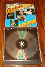 ELTON JOHN LONG BOX CD TITLED ELTON JOHN GREATEST HITS IMPORT STILL SEALED!