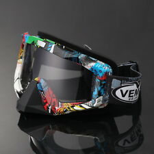 Folding Frame Motorcycle Motocross Goggles Glasses ATV MTB Bike Snow Ski Eyewear