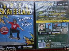 dan macfarlane skateboard tecnica e tricks skateboarder skater ramp DVDsigillato