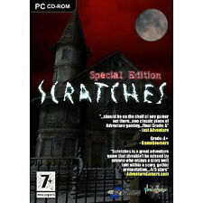 Scratches - Special Edition PC Adventure Game - NEW