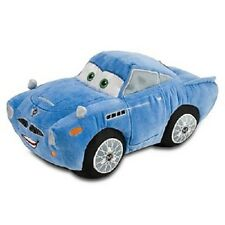 Cars 2 Finn McMissile Plush Soft Stuffed Toy 13' inch 33 cm long