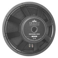 """Eminence Omega Pro 18A Woofer 18"""" Speaker 8 Ohms 800 Watt"""