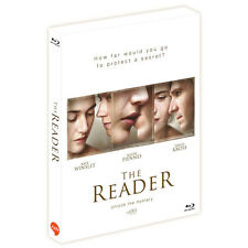 The Reader (2014, Blu-ray) Full Slip Case Edition