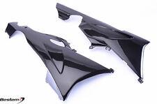 BMW K1200S K1300S Carbon Fiber Belly Pans (L+R) by Bestem USA