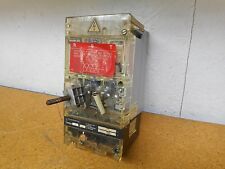 Klockner NZMH6-63 Circuit Breaker 63A 600VAC ZM6a-40-NA No Handle Used Warranty