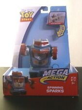 Disney Pixar Toy Story Rowdy  Robot Rolls and Spins . New in package 3+