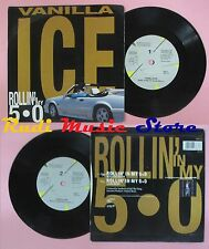 LP 45 7'' VANILLA ICE Rollin in my 5.0 1991 SBK 17 no cd mc dvd