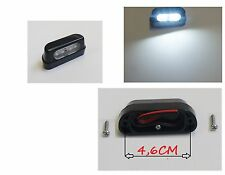 LUCE TARGA LED OMOLOGATA HONDA NX 650 Dominator Pan European Rebel 125 250