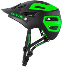 O'Neal Pike Enduro Mountain Bike MTB Helmet 58-61cms Large/XL Green Black