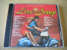 Love songs 3 2000 CD Warwick Franklin Donovan Buddy Holly Fortunes Hopkin Vee