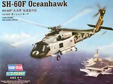 Hobbyboss 1:72 SH-60F Oceanhawk Helicopter Model Kit