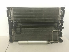2005 Mercedes E320 AWD Radiator Condensor Assembly Used