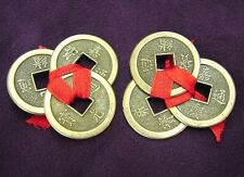 2 Sets of Chinese Wealthy Lucky Money Coins