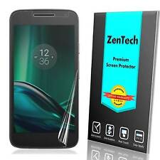 4X ZenTech® Anti-glare Matte Screen Protector Guard Shield For Moto G4 Play