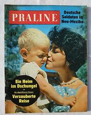 PRALINE 1961 Nr. 19: Deutsche Soldaten in Neu-Mexiko / Thornton Wilder