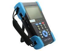 """3.5"""" Monitor HVT-2601 CCTV POE Tester Test Camera PTZ Controller 12V Output"""
