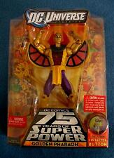 GOLDEN PHAROAH DC COMICS DC UNIVERSE 6 INCH ACTION FIGURE SERIES 15 MATTEL