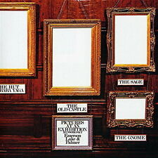 Emerson Lake & Palmer Pictures At An Exhibition 90`s Sanctuary CD Album