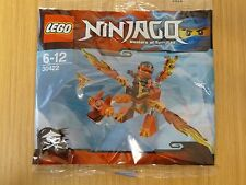 Lego 30422 Ninjago Kai ed il Piccolo Dragone/Kai's Mini Dragon NEW MISB (2016)