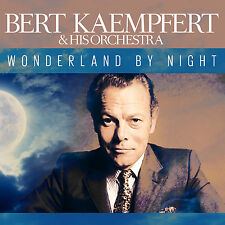 CD Bert Kaempfert Wonderland By Night