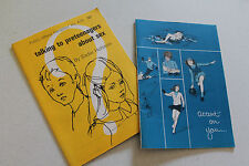 Vintage Booklet Lot 1970s Coming of Age Preteen Tampax Etc