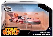 Star Wars Deluxe Diecast Model Landspeeder Disney Store Exclusive BNIB Skywalker