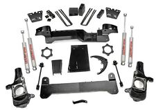 "6"" Suspension Lift, 2001-2010 Chevy Silverado 2500HD, GMC Sierra 2500HD 4x4"