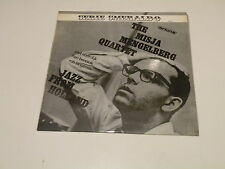 THE MISJA MENGELBERG QUARTET - JAZZ FROM HOLLAND - LP 1967 ARTONE ITALY NM-/EX=