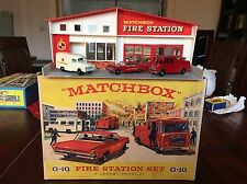 matchbox gift Set Very Rare G-10B-1.Version OVP excellent from 1964